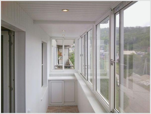 Остекление балкона стоимость