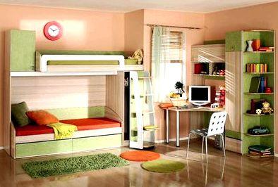 Подбор детской мебели