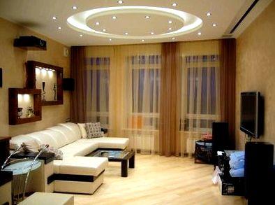 Варианты отделки квартиры