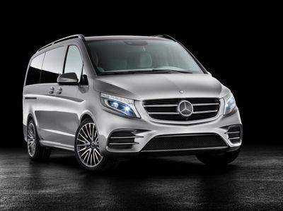 Mercedes-Benz — минивэн с расходом 3,0 л на «сотню»