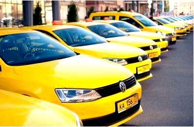 Московские власти закупили по программе лизинга такси 1,5 тысячи автомобилей
