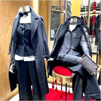 Пуховик Brioni и другая элитная верхняя одежда