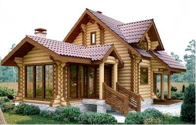 Виды каркасных домов