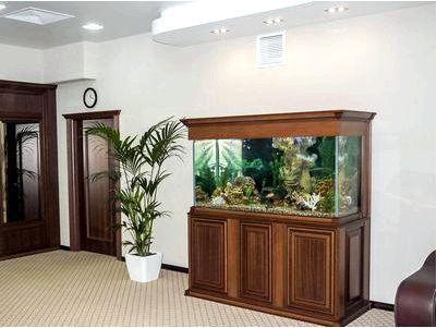Тумба под аквариум