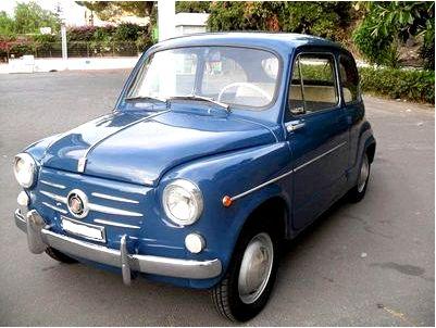 Классика автомобилестроения: Fiat 600