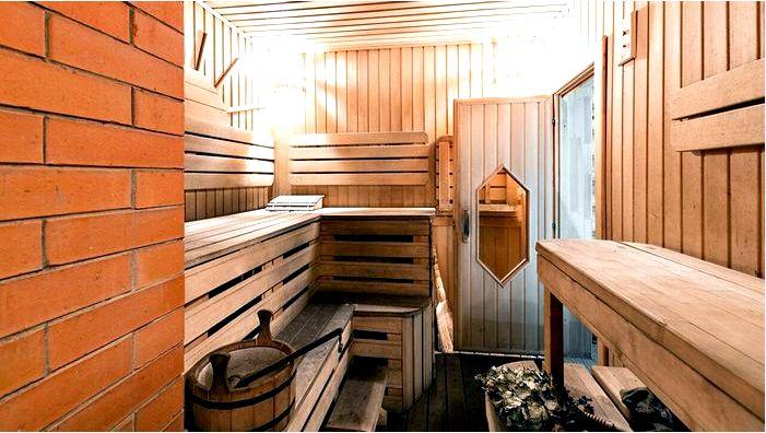 Паровая баня: окунитесь в теплый пар для вашего здоровья