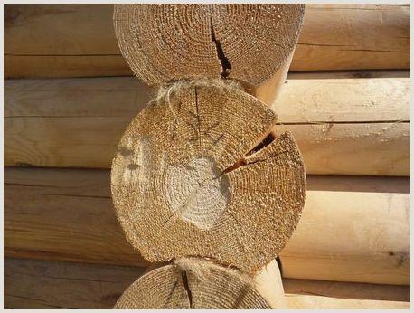 Ошибки при строительстве деревянного дома, сруба