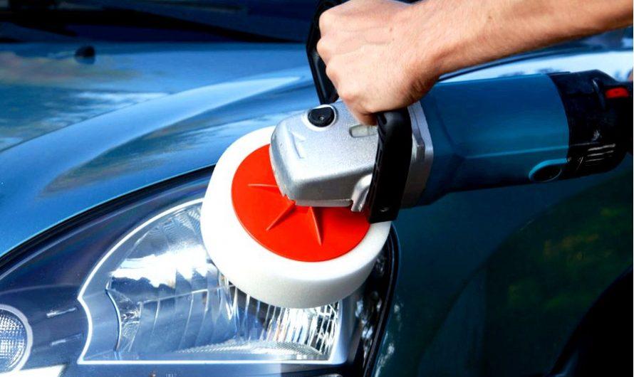 Полировка автомобиля — все, что вам нужно знать о полировке автомобиля