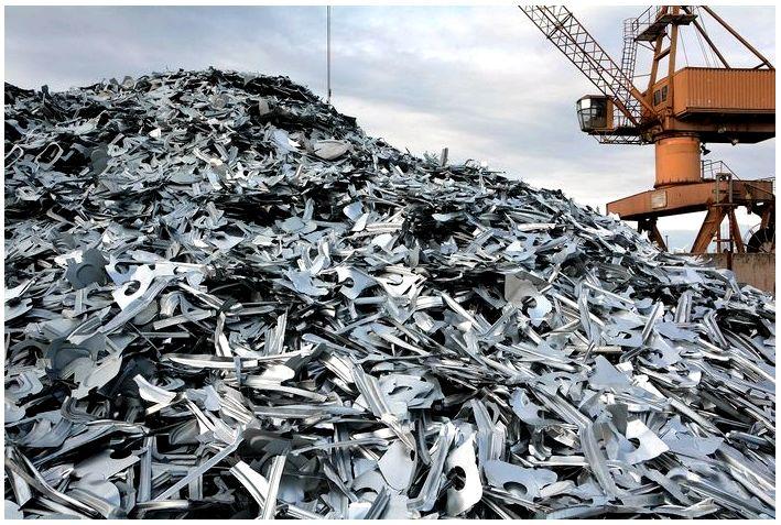 Где используют металлолом