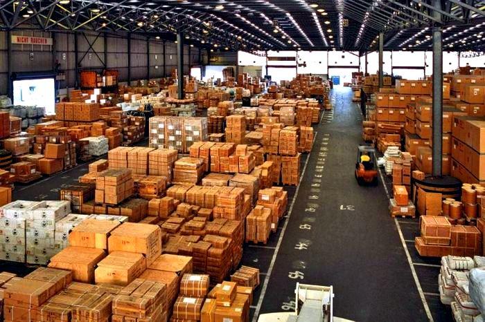 Выбор складских помещений